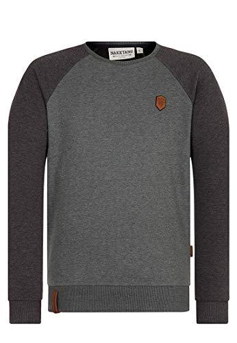 Naketano Herren Sweater The Jordan Rules Sweater