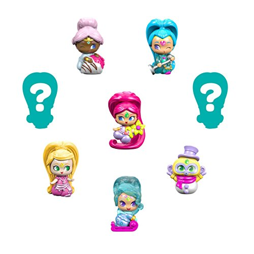 Fisher-Price Nickelodeon Shimmer & Shine, Teenie Genies, Series 2 Genie (8 Pack), #8