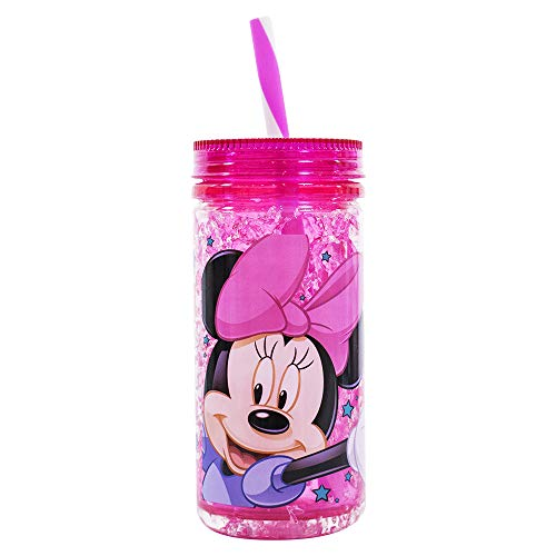 Copo Congelado Minnie, Disney, Multicor