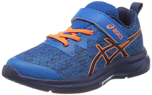 ASICS Unisex-Child 1014A098-402_33,5 Running Shoes, Blue