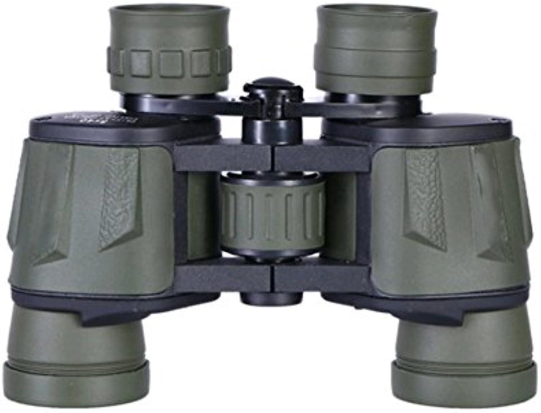 RENMEN 8X40 Grün LLL Nachtsichtfernglas Outdoor Tourism Portable Teleskope