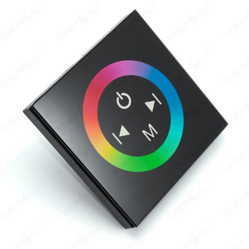 Led RGB Controller-Einbaucontroller-Dimmer-Touch Panel