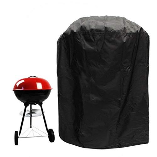 Yanyan Cover Housse Barbecue Couverture de Barbecue Imperméable Anti-UV, Résistant Déchirure avec Cordon et Pinces Boucle