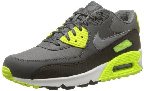 Nike Nike Air MAX 90 Essential 537384-007 - Zapatillas Deportivas para Hombre, Color Gris, Talla 40