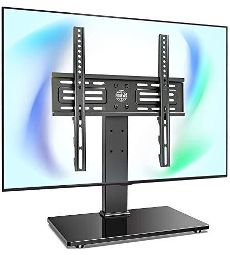 FITUEYES テレビスタンド 27~55インチ対応 壁寄せテレビスタンド テレビ台 高さ調節可能 TT103701GB