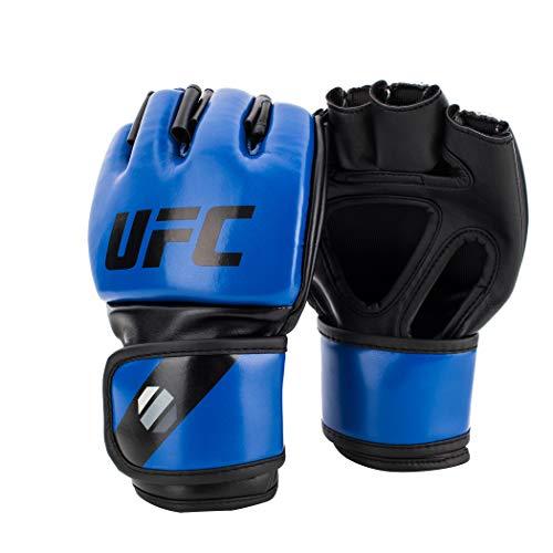 UFC MMA-Handschuhe, 142 g, Größe S/M, Blau