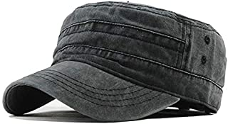 1e3e9a1b101ea Casquette Homme, Zariavo Cotton Classic Army Casquettes de Baseball pour  Hommes, Chapeaux Militaires,