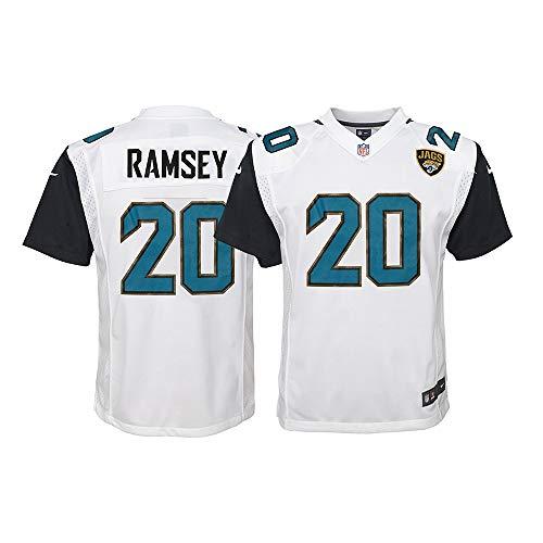 Nike Jalen Ramsey Jacksonville Jaguars NFL Youth White Away Game Jersey