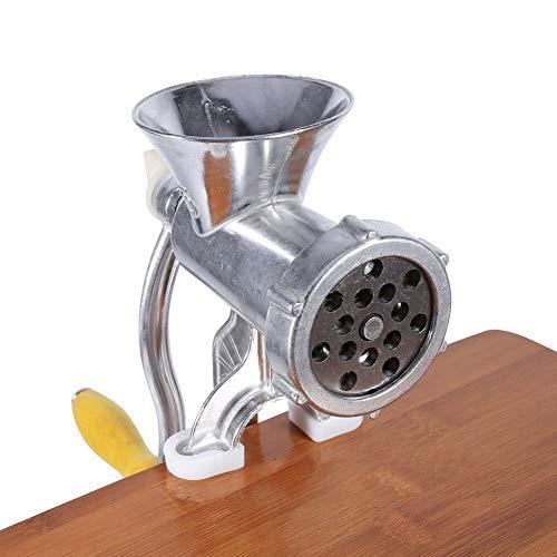 Cuisine Grinder, manuel en alliage d\'aluminium main Operate hachoir à viande saucisse de boeuf Hachoir Table de cuisine Accueil Outil hachoir manuel viande