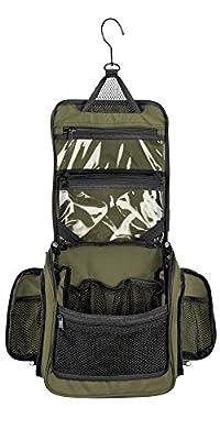 Neatpack Medium Size Hanging Nylon Toiletry Bag