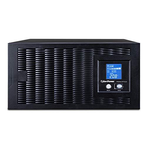 CyberPower PR5000LCDRTXL5U Smart App Sinewave UPS System,...