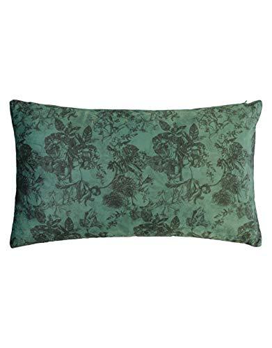 ESSENZA sierkussen Vivienne polyester groen, 30x50