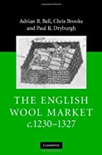 The English Wool Market, c.1230–1327