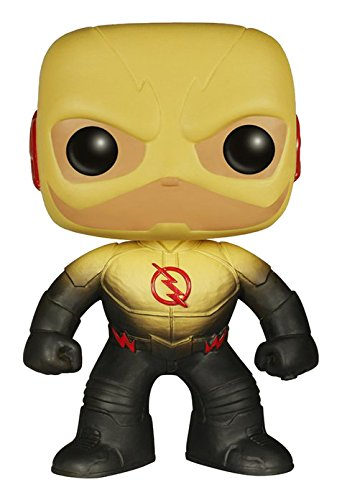 Funko Pop - The Flash - Reverse Flash Fig. [Importacion Alemana]
