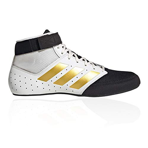 adidas Mat Hog 2.0 Wrestling Boots - SS21-9 - White