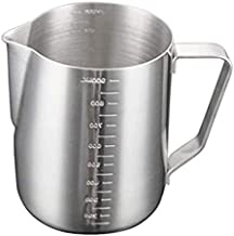 COFFEE MILK PITCHER IMPOSED SCALE 1000ML