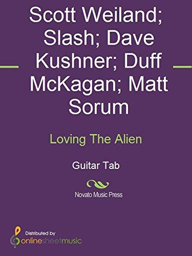 Loving The Alien (English Edition)