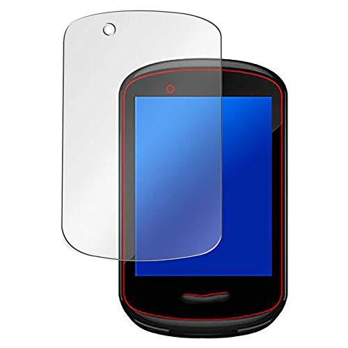 Vaxson TPU Pellicola Privacy, compatibile con GARMIN Edge 830/530 / 830J / 30J, Screen Protector Film Filtro Privacy [ Non Vetro Temperato ]