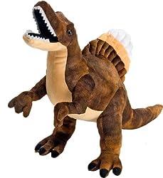 3. Wild Republic 10″ Spinosaurus Plush Toy