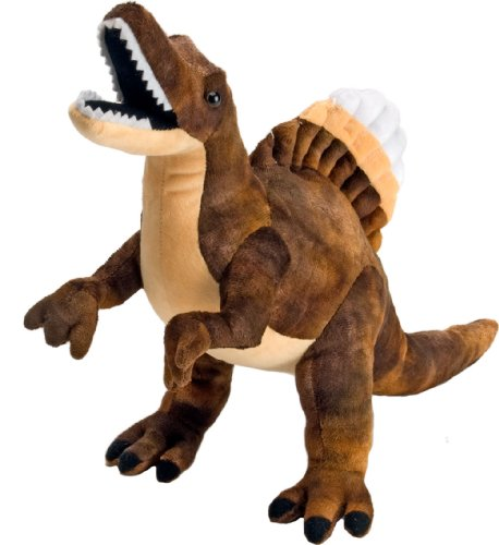 Wild Republic Spinosaurus Plush,...