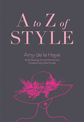 Image of A to Z of Style