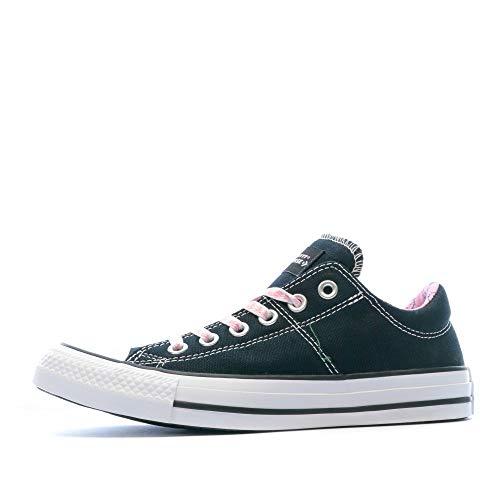 Converse, Sneakers Chuck Taylor All Star aus Leinen für Erwachsene, Schwarz - Schwarz Hello Kitty Madison - Größe: 37 EU