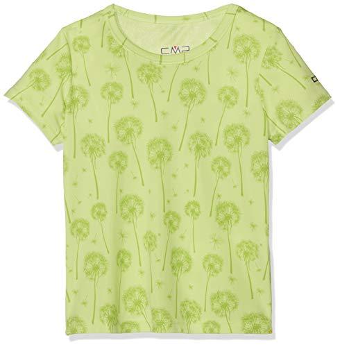 CMP Mädchen T-Shirt, Bamboo, 110