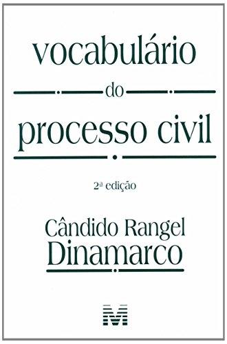 Vocabulário do processo civil - 2 ed./2014
