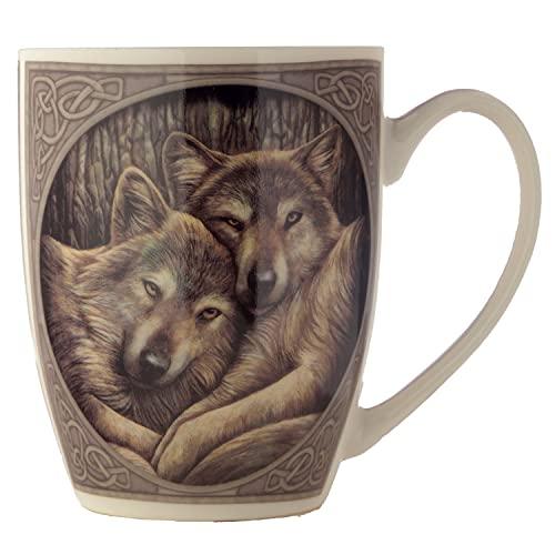 Puckator MULP23 Mug, Porcelaine Tendre