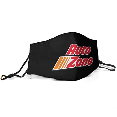 Kens AutoZone- Women Men Face Covers with Adjustable Earloops Reusable for Outdoors
