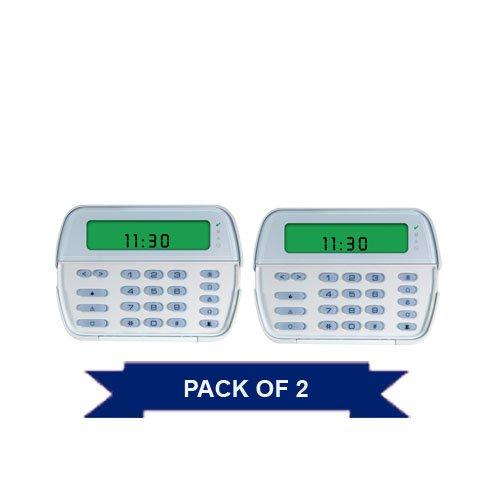 Pack of 2 DSC TYCO PK5501 Alarm System Keypad