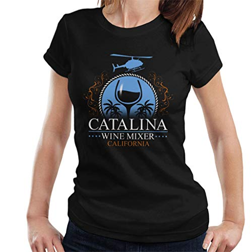 Catalina Wine Mixer California Step Brothers Women's T-shirt