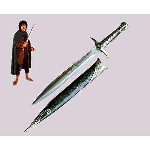 Il Nuovo Mondo Pungolo Spada Frodo Baggins Bilbo Baggins IL SIGNORE DEGLI ANELLI