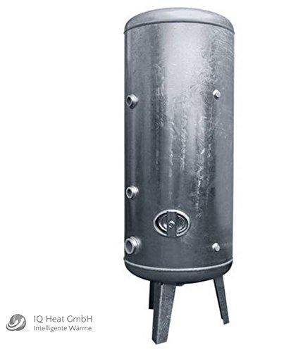Heider Druckkessel nach DIN 4810 feuerverzinkt Druckwasserbehälter 500 Liter / 6 bar