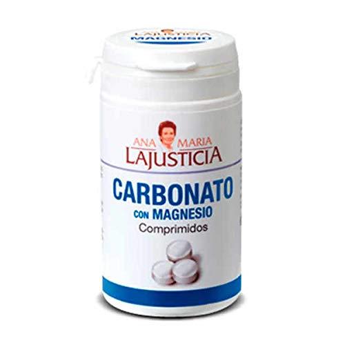 Ana María Lajusticia Magnesio Carbonato - 75 tabls.
