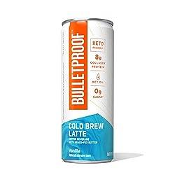 Bulletproof Cold Brew Latte