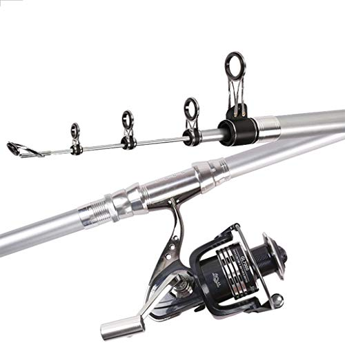 NYKK Angelrute Totale Rod Langer Abschnitt Set Carbon-Angelrute Super Hard Casting Seerod Anchor Angelrute Tragbare Reise Angelrute (Size : 4.2meters)
