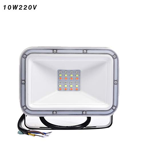 RGB Spot Sararoom LED-verlichting LED-spot buiten met afstandsbediening kleurverandering buitenspot schijnwerper geheugenfunctie 16 kleuren 4 modi IP66 waterdicht voor tuin kerstfeest