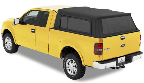 BesTop 76305-35 Ford F-Series Supertop Soft Top Camper Top - Supertop Soft Top Camper Top