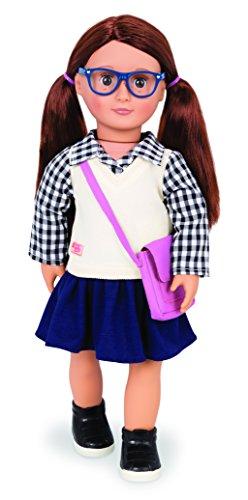 Our Generation 255-BD31153 Adria Og Dolls Puppe, einfarbig