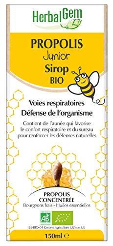 HerbalGem Propolis Junior Sirop Bio 150 ml