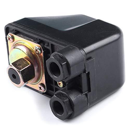 SNOWINSPRING Bomba de Agua Casera Interruptor de Control de PresióN de Refuerzo Controlador AutomáTico Sensor de Flujo de Nivel de Bomba de Rosca Hembra TrifáSica