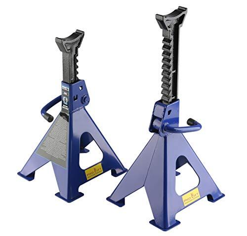 Pro-Lift-Montagetechnik 2x6t Unterstellbock Set, Höhe 403mm - 608mm, 00159