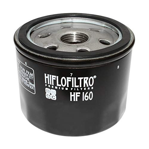 FILTRO OLIO PER BMW F 650 GS F 800 GS K 1200 RS K 1300 R S 1000 RR-Husqvarna 900 nuda (76 x 62 mm) (hf160)