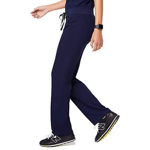 FIGS Livingston Scrub Pants for Women – Navy Blue, S