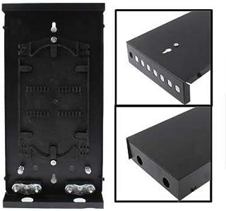 Miss flora Optical series .8 Fiber Optic Terminal Box/Digital Video Terminals(Black)