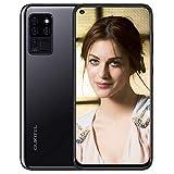 Smartphone débloqué Oukitel C21, téléphone Portable 4G Android 10, caméra Quadruple 16MP Caméra Frontale 20MP AI, écran FHD + 6.4 Pouces 4Go RAM 64Go, Batterie 4000mAh Double SIM Face ID,Noir