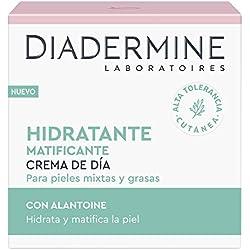 Diadermine, Crema hidratante y matificante