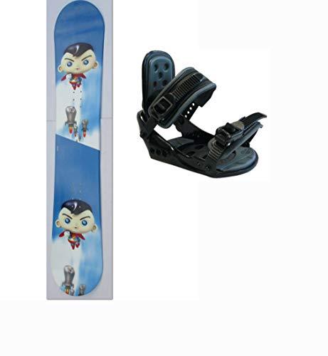 Snowboard-Set AVALANCH Super Mann 154 cm + Bindung Nidus Soft Pro UVP 199€ Neu