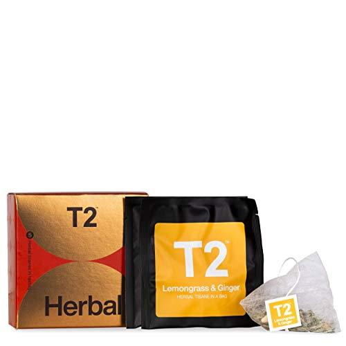 T2 Tea Herbal Teabag Emergency Gift Pack, 5 Tea Bag Sachets